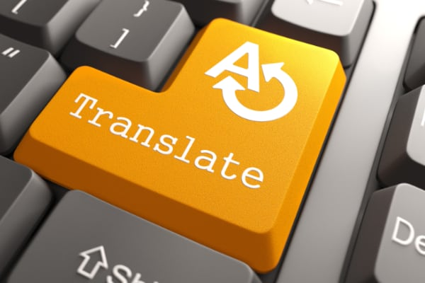 Multilingual Support for your Websites & Apps